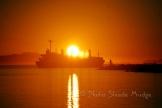 #057 Sunset Freighter