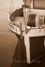 #065 Ocean Bounty Sepia