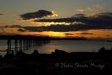 #239 Fraser River sunset DSC_0428
